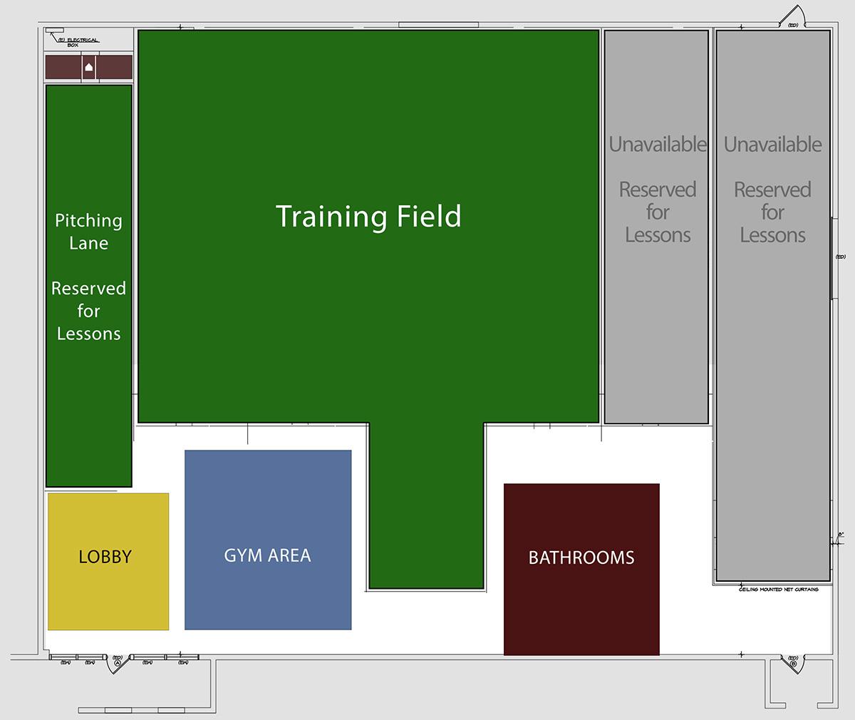 Team Floor Map